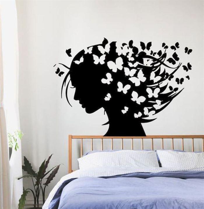Evinizin Duvarlarına Dikkat Çekici Görsel Görünüm Kazandırın - duvar susleme dekore etme fikirleri 9 - Evinizin Duvarlarına Dikkat Çekici Görsel Görünüm Kazandırın