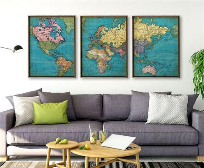 Evinizin Duvarlarına Dikkat Çekici Görsel Görünüm Kazandırın - duvar susleme dekore etme fikirleri - Evinizin Duvarlarına Dikkat Çekici Görsel Görünüm Kazandırın