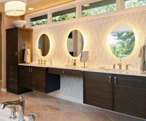 Dekoratif Banyo Aydınlatma Sistemleri