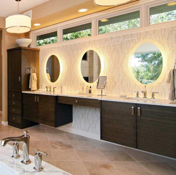 Dekoratif Banyo Aydınlatma Sistemleri 52