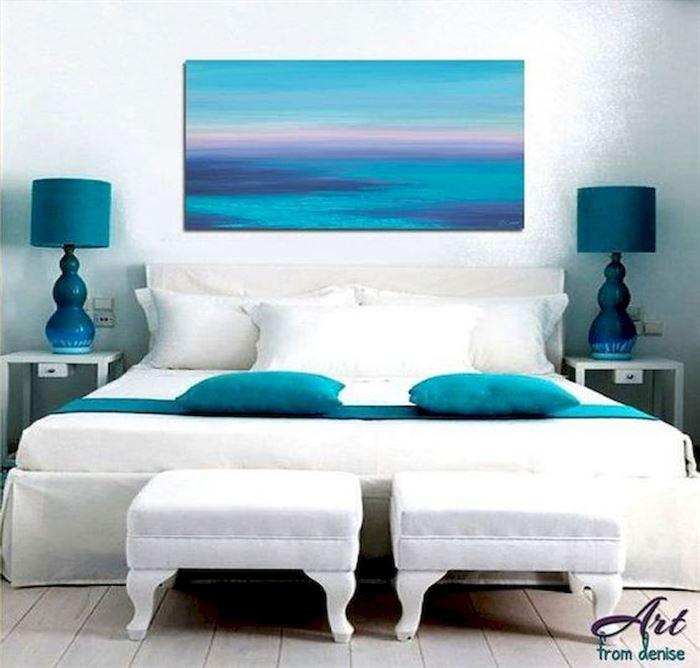 Yaratıcı Çiftler İçin Harika Yatak Odası Fikirleri 1