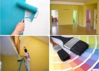 duvar boya yapma tekniği