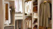 Modern Kapıları Olmayan Giysi Dolapları