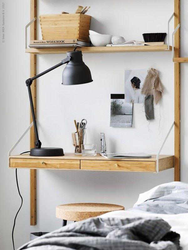 Ikea Svalnas Yeni Sezon Duvar Raf Modelleri