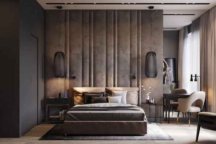 Modern Yeni Tasarım Yatak Odası Dekorasyon Fikirleri 2