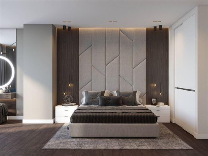 Modern Yeni Tasarım Yatak Odası Dekorasyon Fikirleri 16