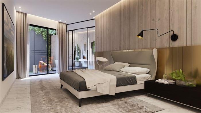 Modern Yeni Tasarım Yatak Odası Dekorasyon Fikirleri 17