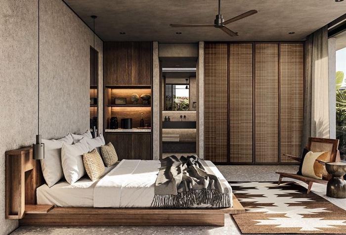 Modern Yeni Tasarım Yatak Odası Dekorasyon Fikirleri 20