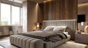 Modern Yeni Tasarım Yatak Odası Dekorasyon Fikirleri