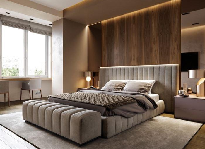 Modern Yeni Tasarım Yatak Odası Dekorasyon Fikirleri 10