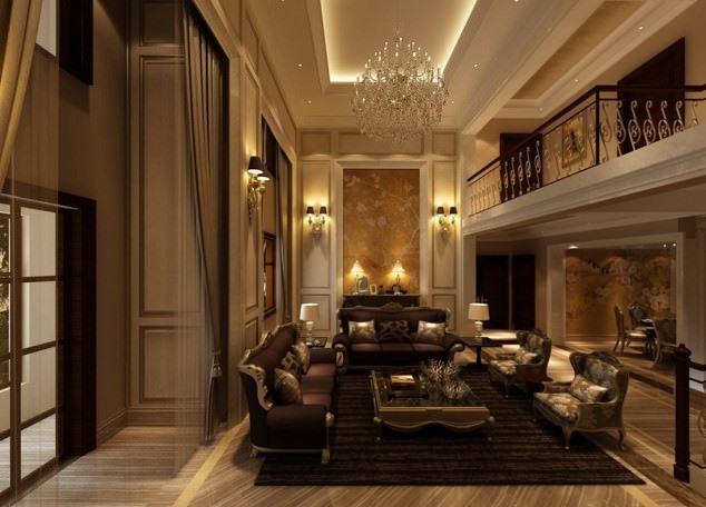 büyüleyici klasik salon tavan tasarımları - klasik tavan dekorasyonlari 11 - Büyüleyici Klasik Salon Tavan Tasarımları