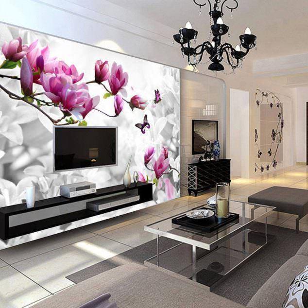Alçıpan Duvar Ünite Ve Dekorasyon Modelleri 12