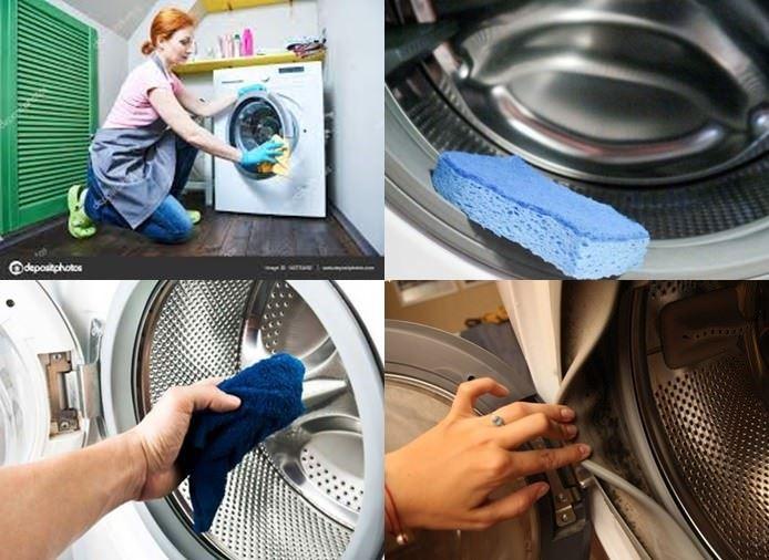camasir makinesi nasil temizlenir