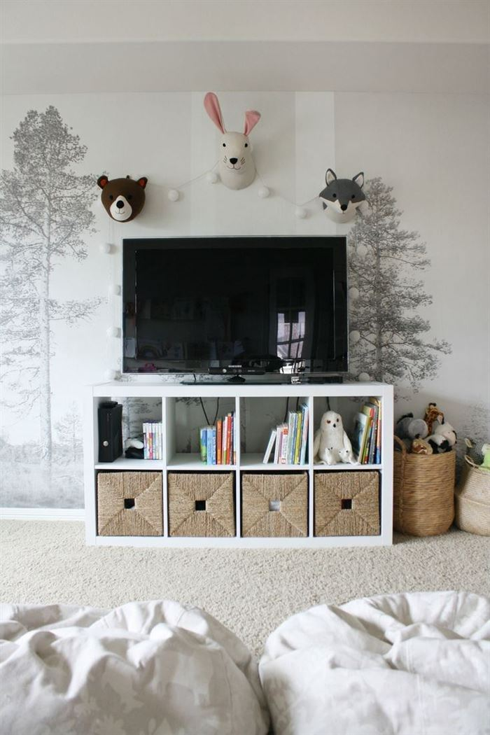 playroom wallpaper ideas Fresh Best 25 Kids wall murals ideas on Pinterest