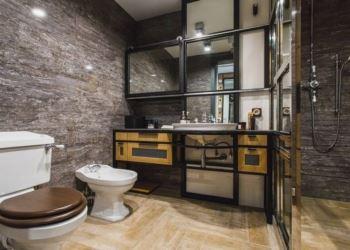 endustriyel-tarz-banyo-dekorasyon