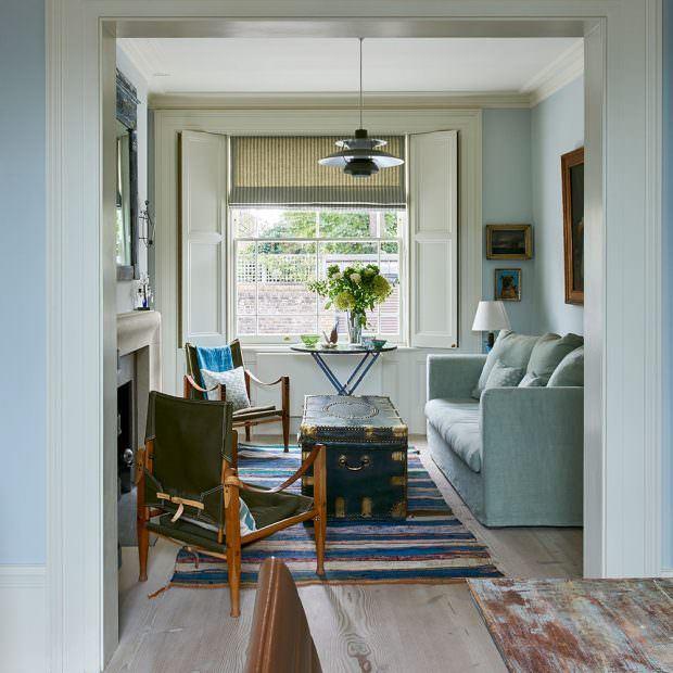 oturma odası renk ve dekorasyon