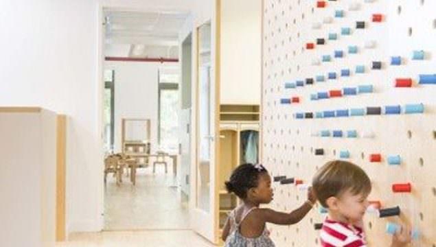 Çocuk Odası Duvarları İçin İnteraktif Oyun Panoları