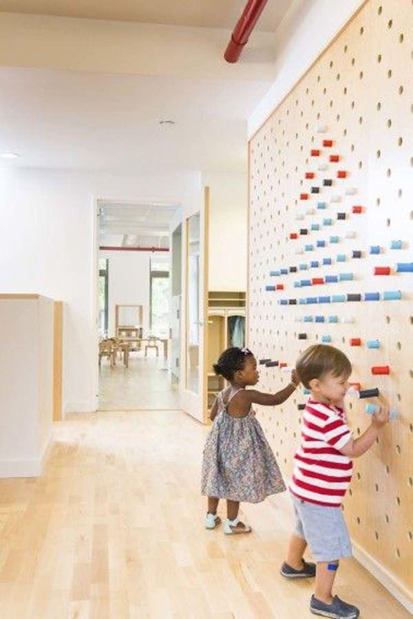 Çocuk Odası Duvarları İçin İnteraktif Oyun Panoları 2