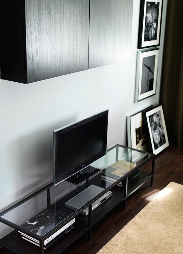 ikea modern tv ünite