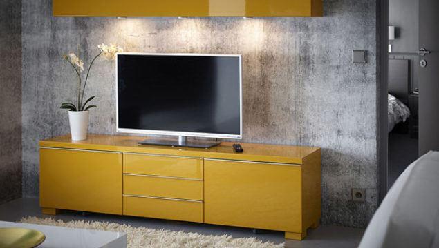 İkea Yeni Tasarım Tv Ünite Modelleri
