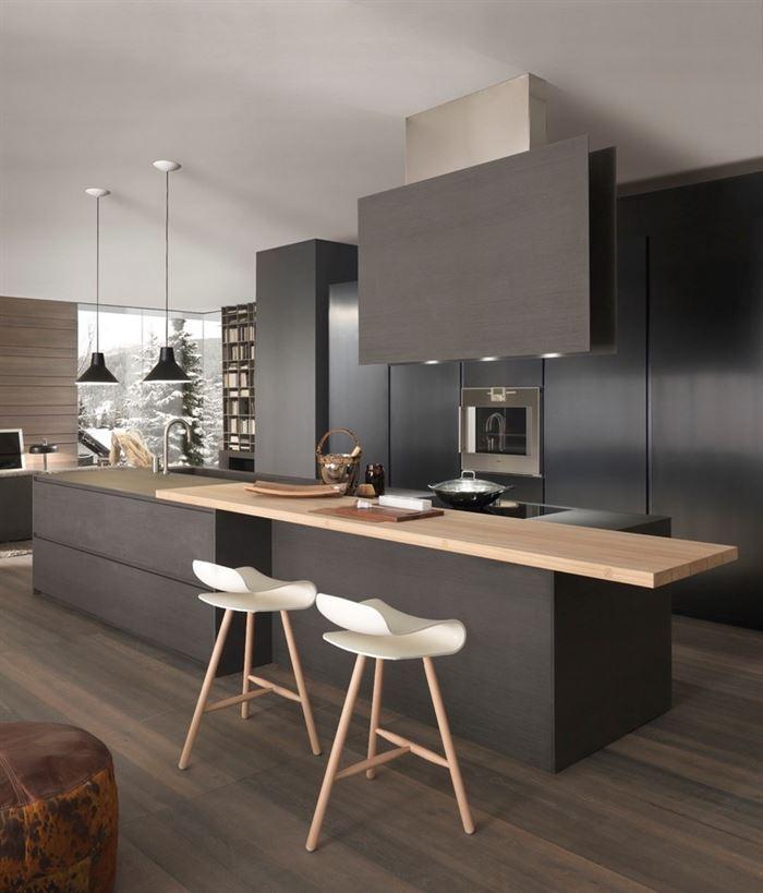 dekoratif renkli mutfak