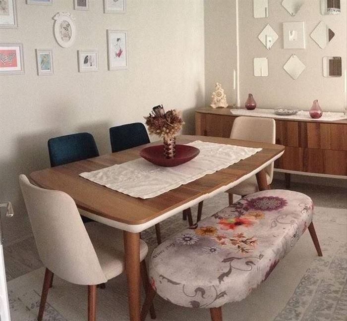 küçük yemek odası dekorasyon