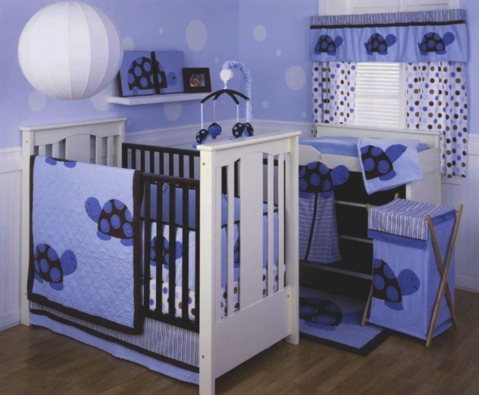 Bebek Odası Perde Seçimi Nasıl Yapılmalı 12