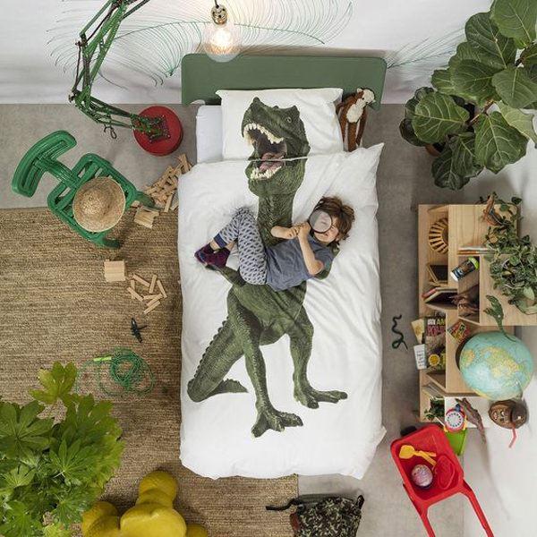 çocuk odası doğa dekorasyon