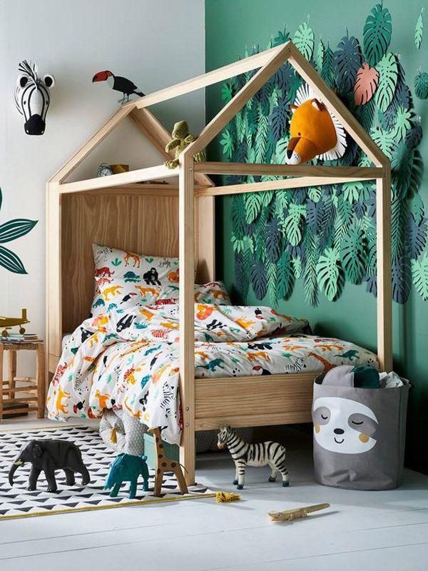 çocuk odası dekorları