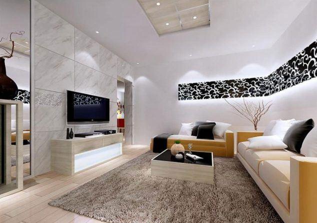 oturma odası tasarım dekorasyon