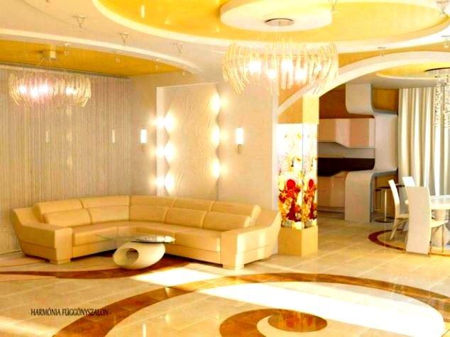 dekoratif alçıpan tasarımları
