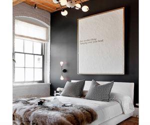 Yatak odası duvar boyası renk fikirleri