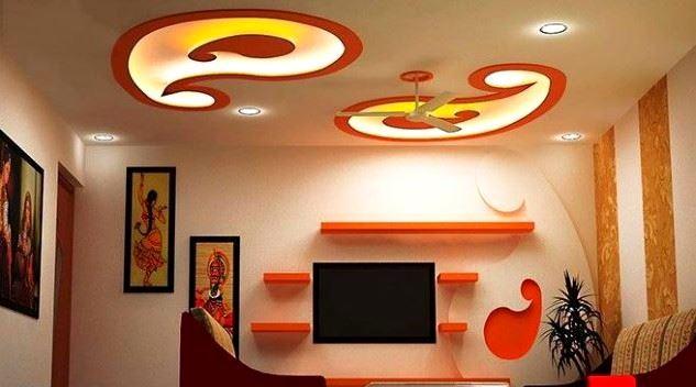 dekoratif alçıpan modelleri