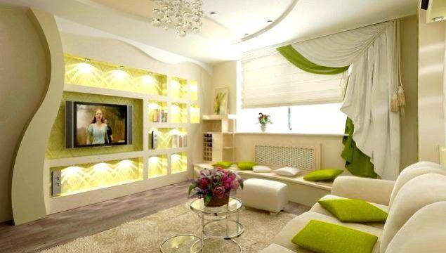 Salon Alçıpan Dekorasyonları ve Renk Seçimleri