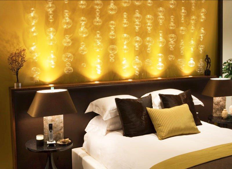 Yatak odası duvar boyası