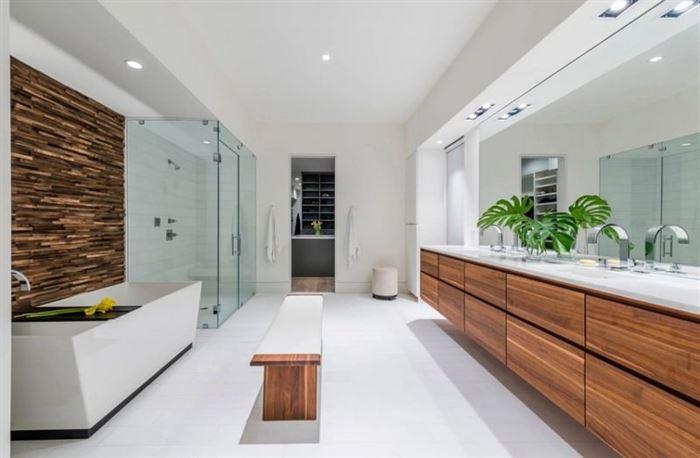 Bir Banyo Lavabo Dolabı Banyoyu Nasıl Değiştirir 1