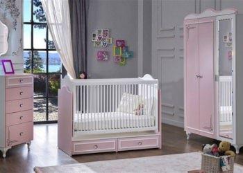 Bellona Mobilya Yeni Tasarım Bebek Odası Takımları