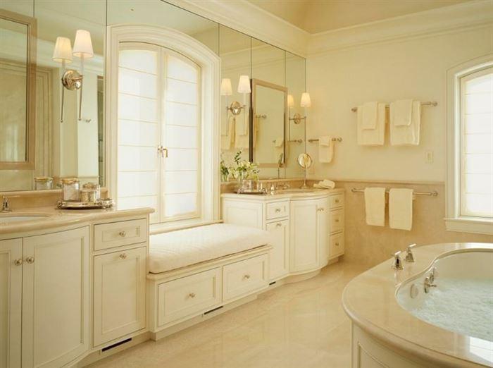 Bir Banyo Lavabo Dolabı Banyoyu Nasıl Değiştirir 2