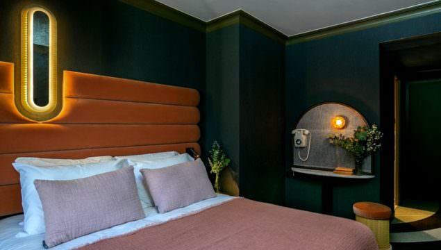 Yatak Odanız İçin Büyük Yatak Başı Modelleri