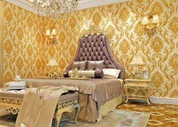 altın varaklı duvar kağıtları