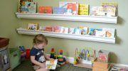 Çocuk Odası İçin Duvar Kitaplık Raf Modelleri