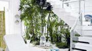 Yaşam Alanlarınızın Merdiven Altında En Yaratıcı Bahçe Fikirleri