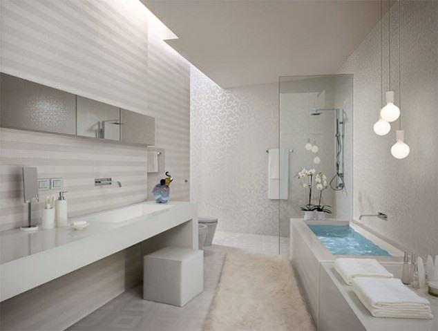 Banyo Dekorasyonu İçin Halı Modelleri