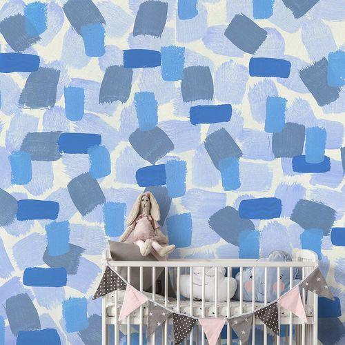 Çocuk Odası Duvar Kağıt Desenleri Ve Renkleri 9