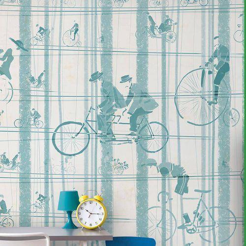 Çocuk Odası Duvar Kağıt Desenleri Ve Renkleri 1