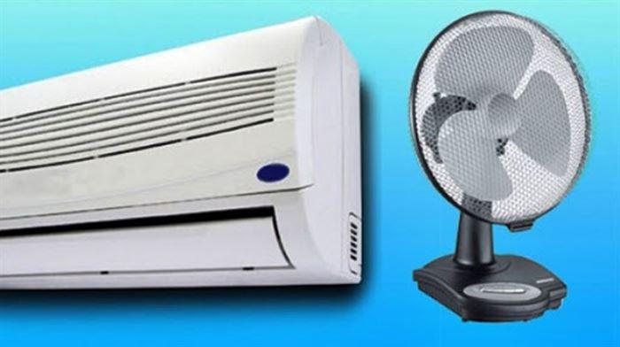 Klima Veya Vantilatör Ne Kadar Elektrik Tüketir 16