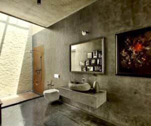 Duvara Askı Banyo Lavabo Ve Klozet Modelleri