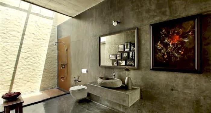 duvara askı lavabo klozet modelleri