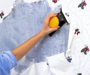 Eski Duvar Kağıdını Hızlı Ve Kolay Bir Şekilde Nasıl Kaldırırım