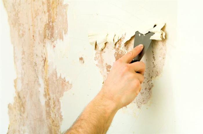 Duvar Kağıdını Hızlı Ve Kolay Bir Şekilde Nasıl Kaldırırım